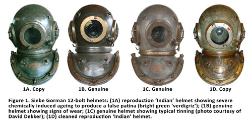 Fonie diving helmets part 1 sciox Image collections